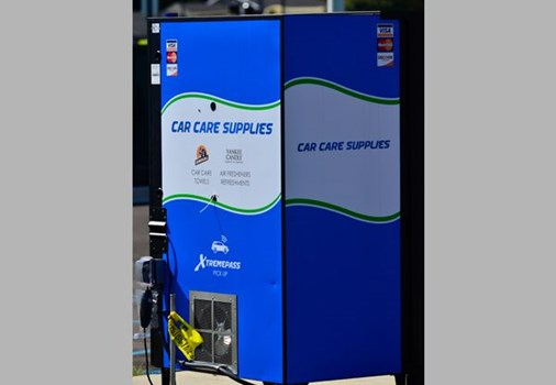 cd045 - Custom Graphics for Car Wash